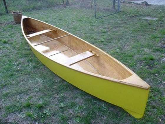 Quick Canoe Precut Ply Kits Available in the USA