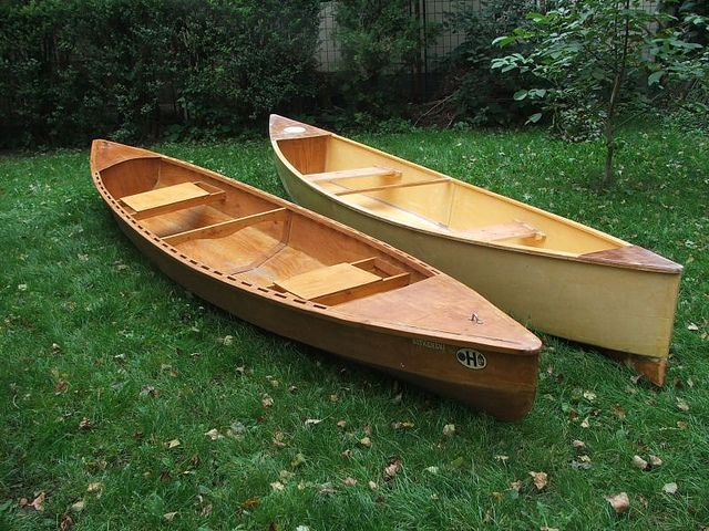 Plywood paddle boat plans Here ~ KYK