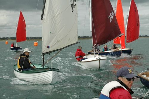 Lymington Scow