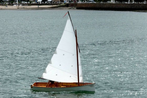 reallysimplesails.com - Cheap sails for Goat Island Skiff, OzRacer, OzGoose, PDRacer, PDgoose