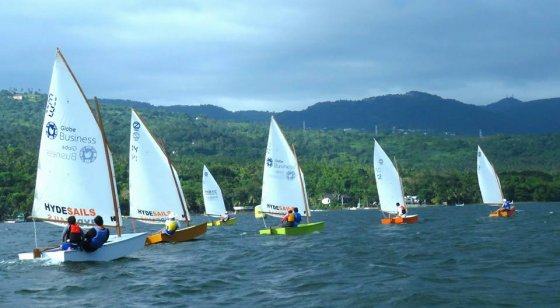 Oz Goose easy build sailing dinghy for family or racing ... opengoose.com