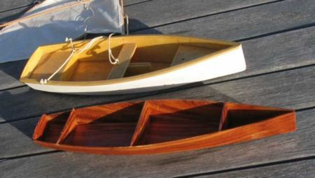 Light Ply Rowboat based on the Goat Island Skiff: storerboatplans.com